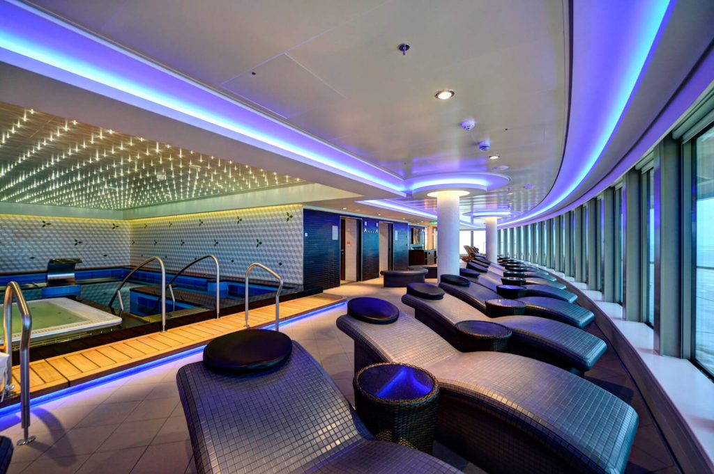 Review: Spa Getaway aan boord Norwegian Cruiselines
