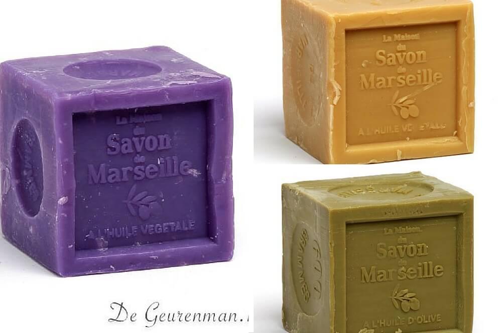 Maak je eigen zeep met Savon de Marseille