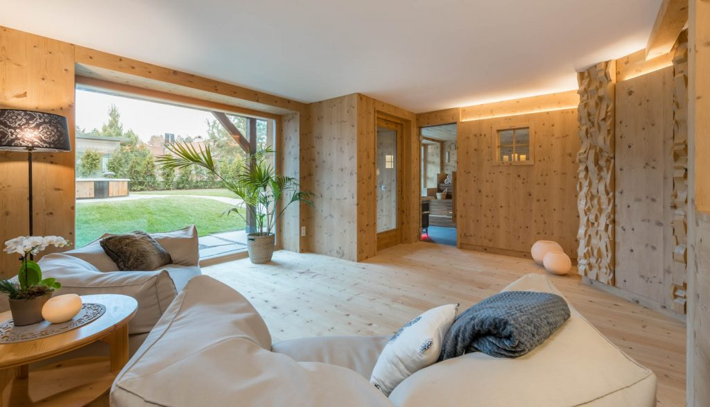 Wellness Spot: Hotel Villa Kastelruth Zuid-Tirol