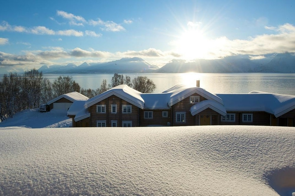 Lyngen Lodge - Noorwegen