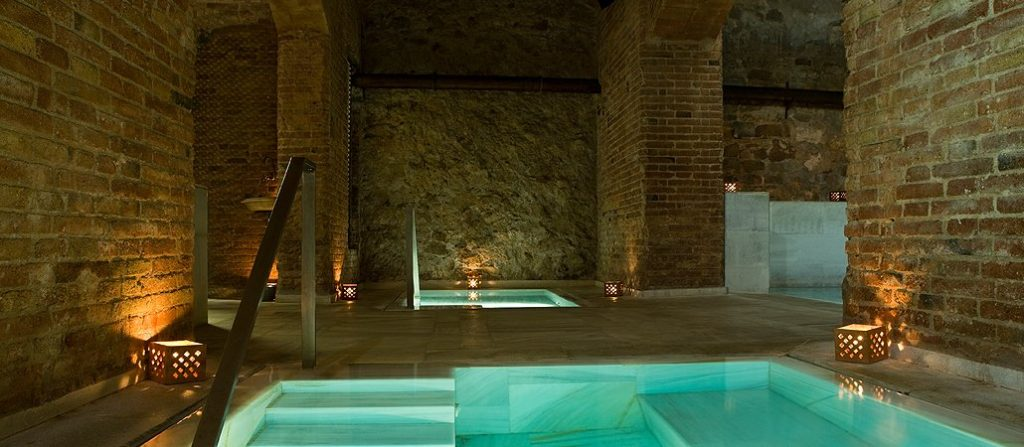 Zin in een Spa dag in Barcelona