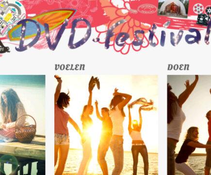 Dromen Voelen Doen Festival Scheveningen