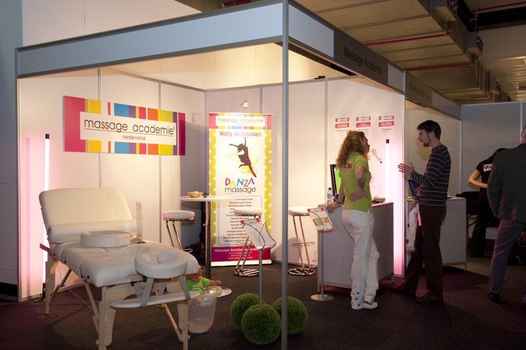 Inspiratie voor wellness professionals: vakbeurs Massagedagen - Health & Healing - Utrecht