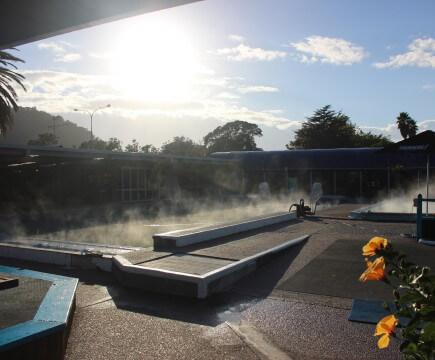 Wellness Spot: Waiwera Thermal Resort - Nieuw-Zeeland
