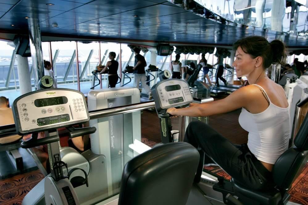 Cruisevakantie als health en wellness retreat