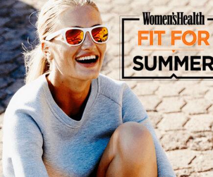 Women's Health Fit for Summer festival keert terug