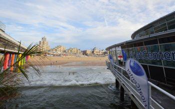 floaten Pier Scheveningen