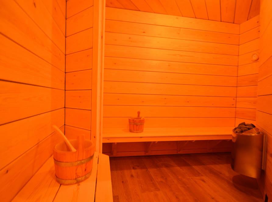 Sauna FloatCenter De Pier