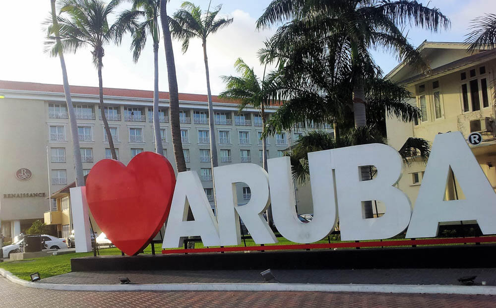 Aruba, het aloë wellness walhalla