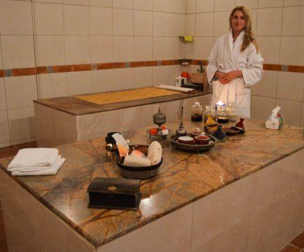 Ontspannen bij Ladies Spa Janna, Aqaba