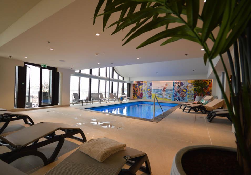 Wellness in Scheveningen, Kurhaus Spa & Beauty