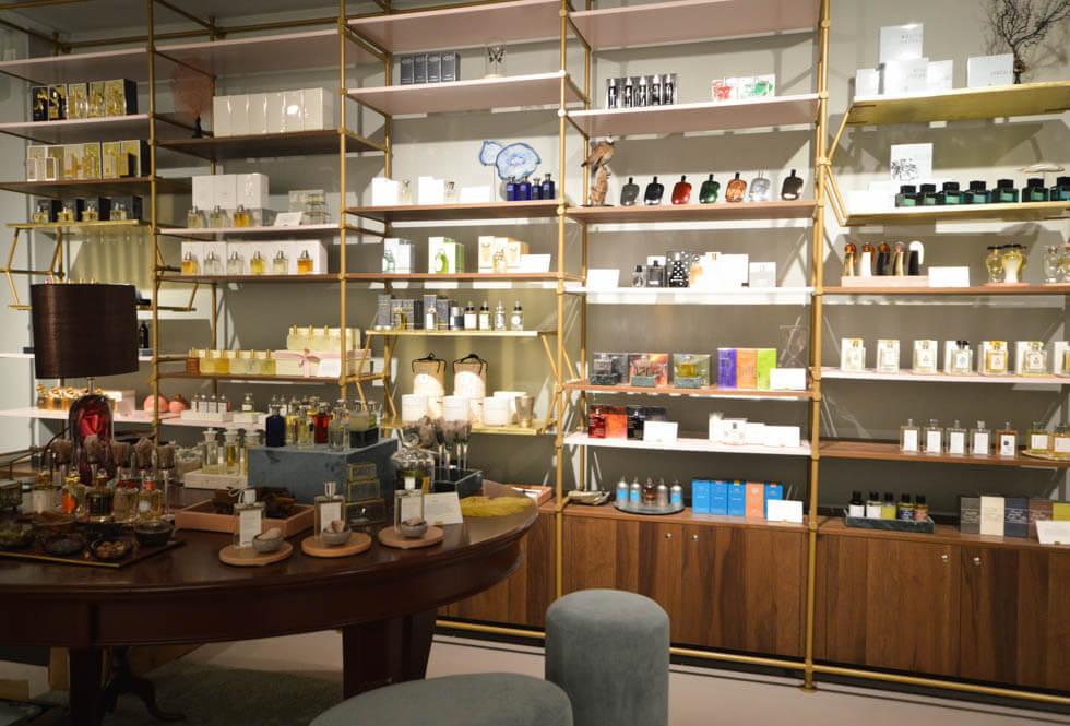 Beauty store & spa Babassu