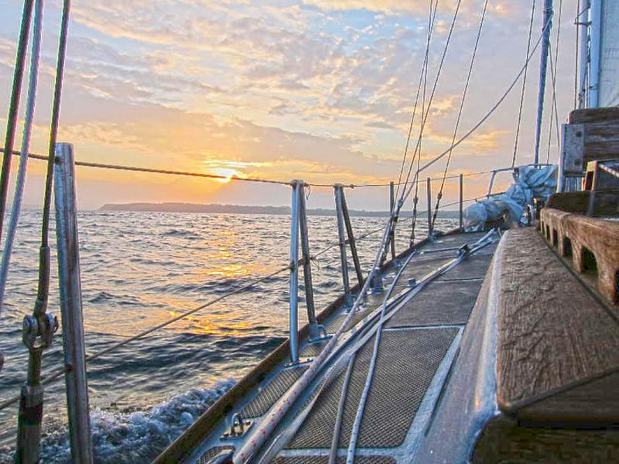 Een wellness zeilvakantie, ontspannen op het water