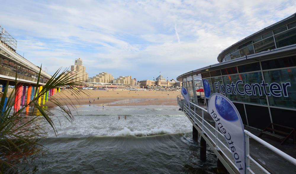 Floaten in Den Haag en Scheveningen