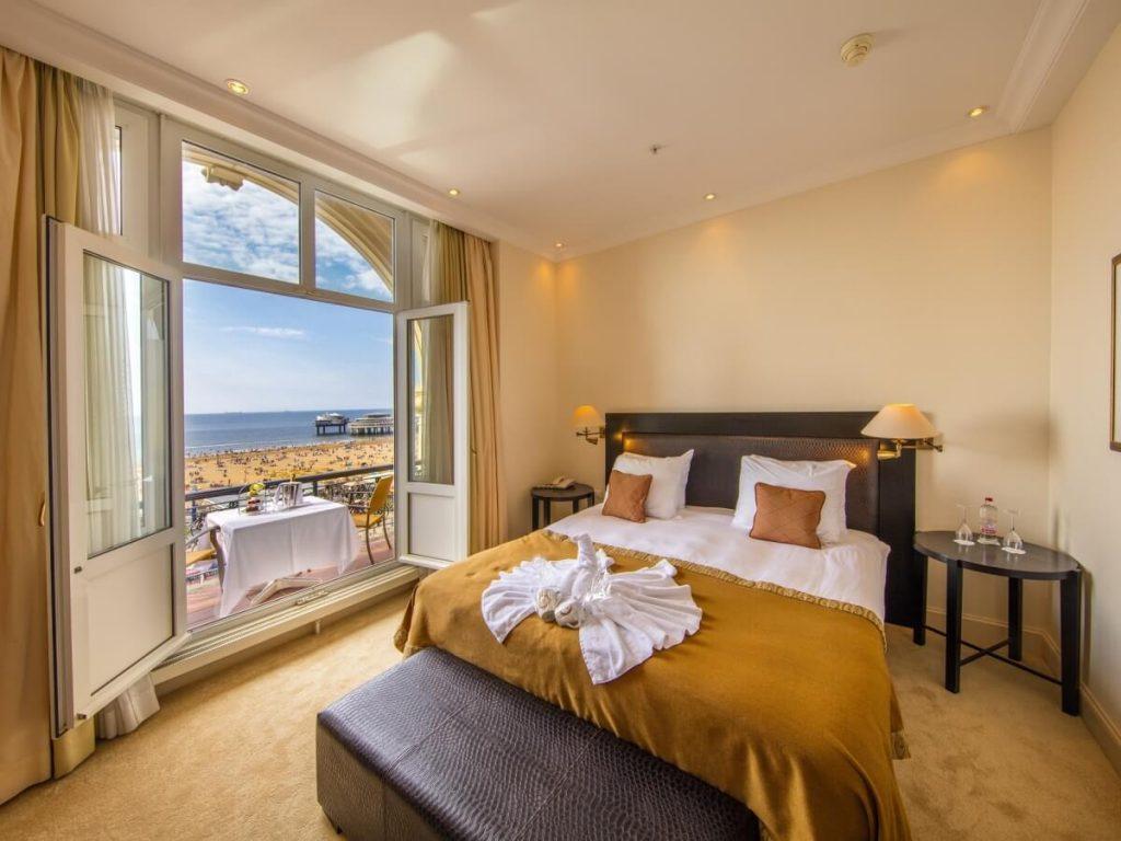 Suite met uitzicht op zee - Kurhaus