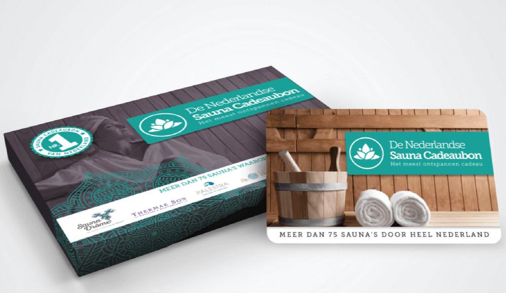 Sauna cadeaubon kopen