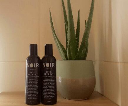 Review: Noir Stockholm haarproducten