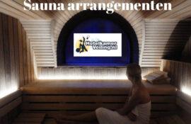Bieden op sauna arrangementen