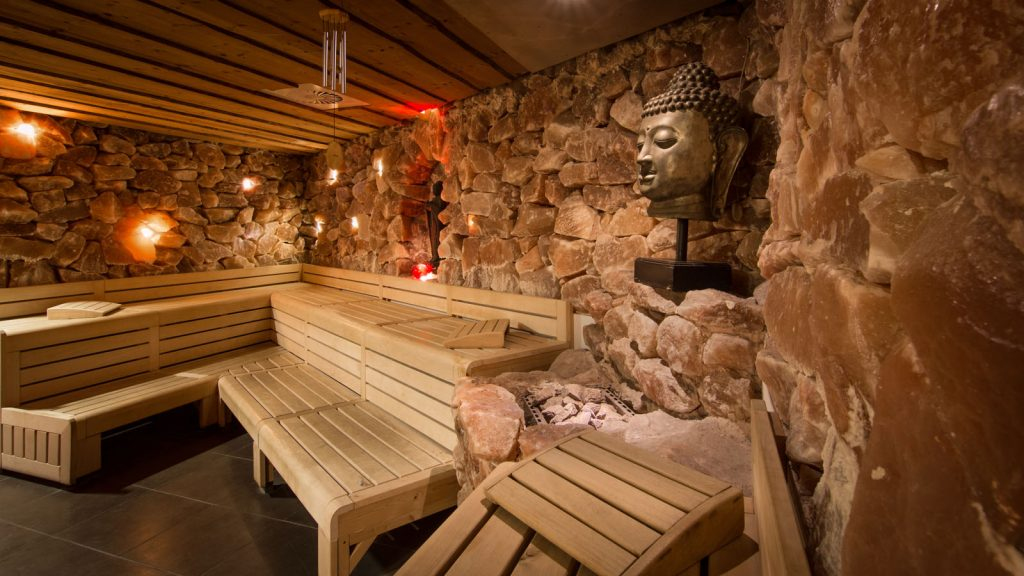Sauna SpaPuur - Foto: IWR
