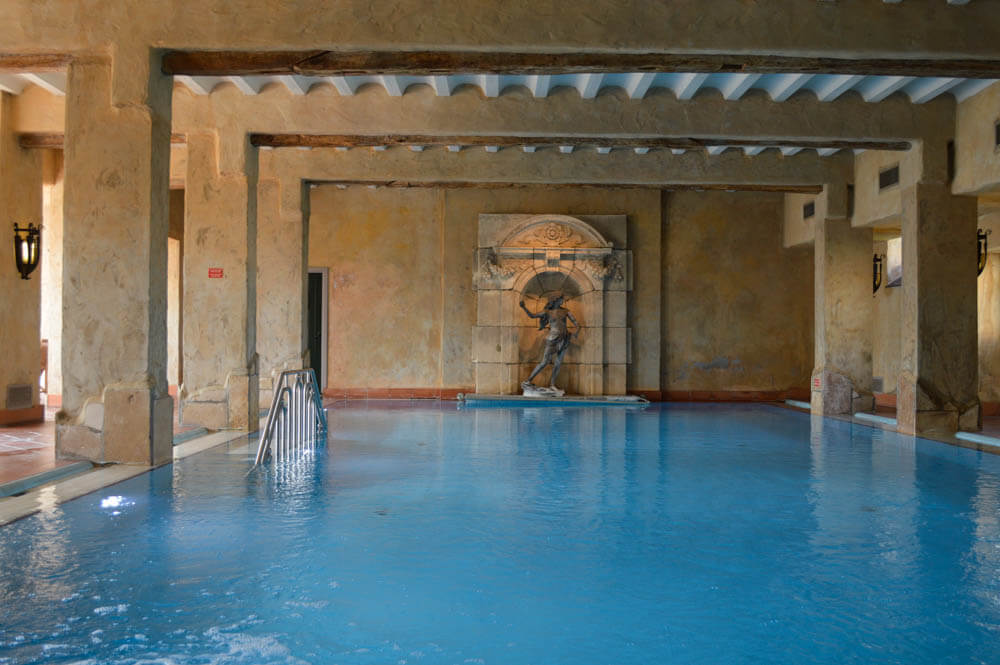 Spa & Wellness Château St. Gerlach
