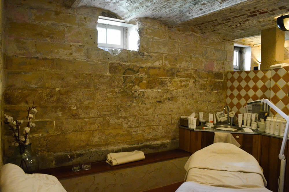 Behandelkamer - wellness - St. Gerlach