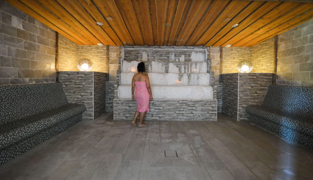 Sauna hamamdoek