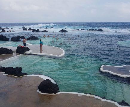 Ontdek de natuurlijke baden op Madeira