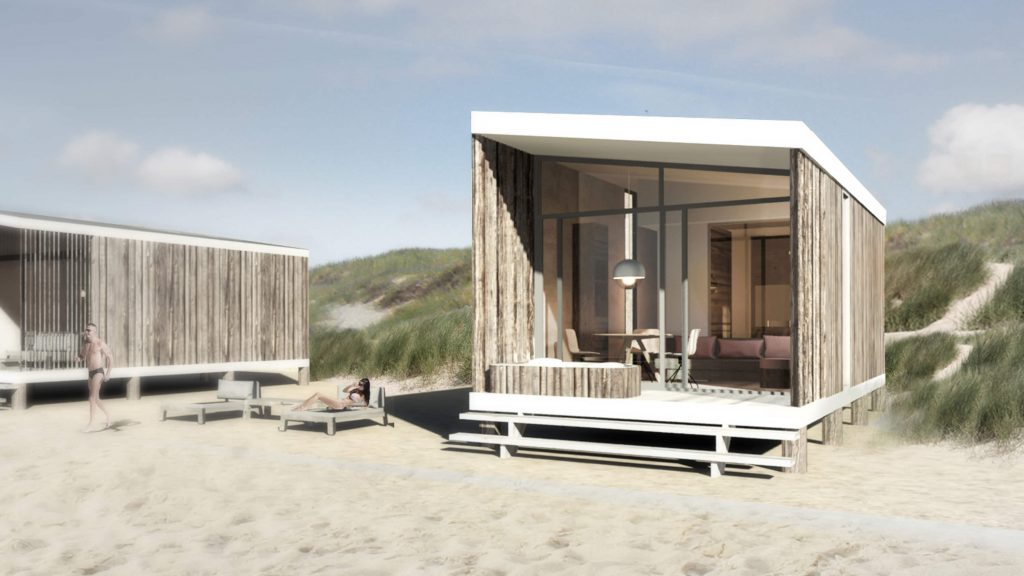 Wellness aan zee