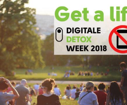 Digitale Detox week 2018
