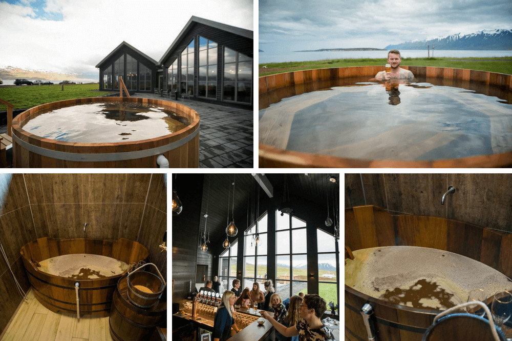Beer Spa IJsland