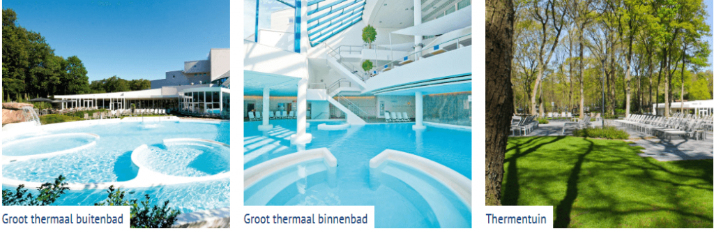 Sanadome thermen