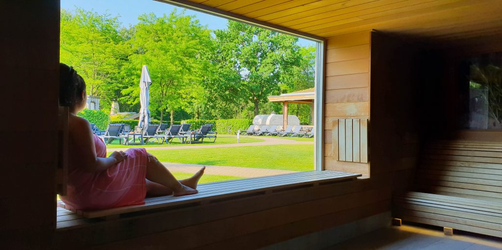 sauna aanbiedingen