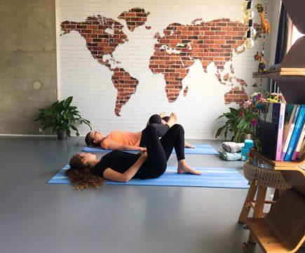 Yoga aan huis in Rotterdam en omgeving