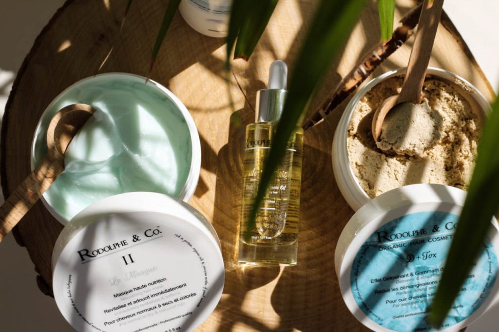 Botanical oil Rodolphe & Co