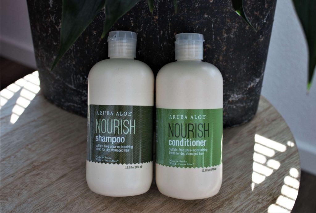Aloë Vera Shampoo, sulfaatvrije haarverzorgingsproducten