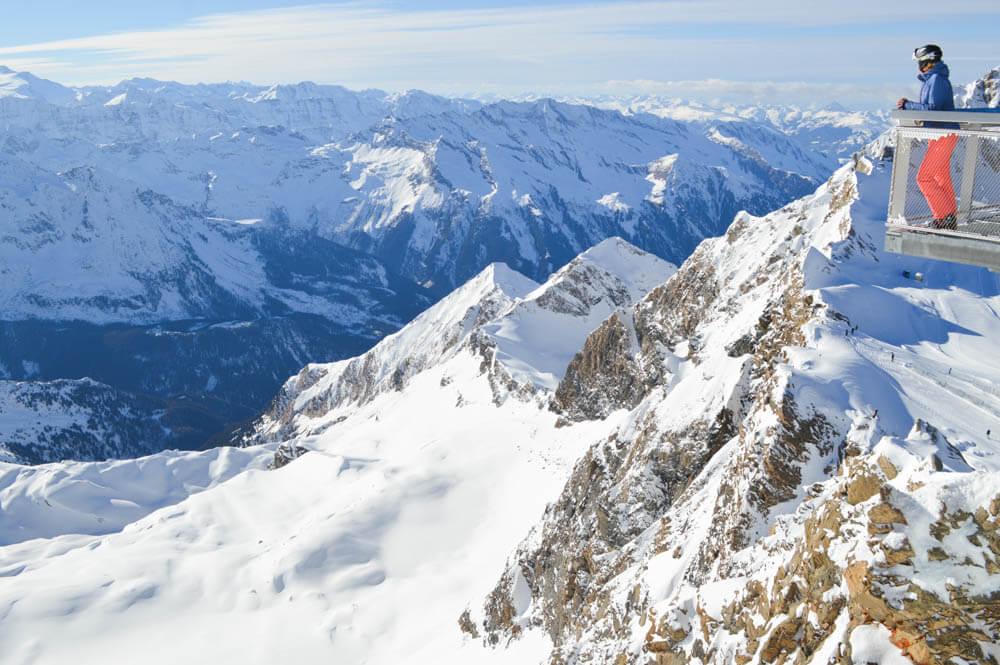 Skigebied Kitzsteinhorn – Zell am See – Kaprun