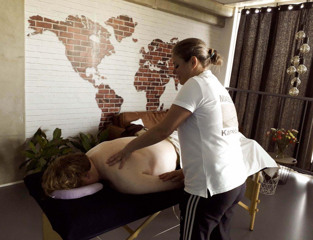 Massage aan huis rotterdam