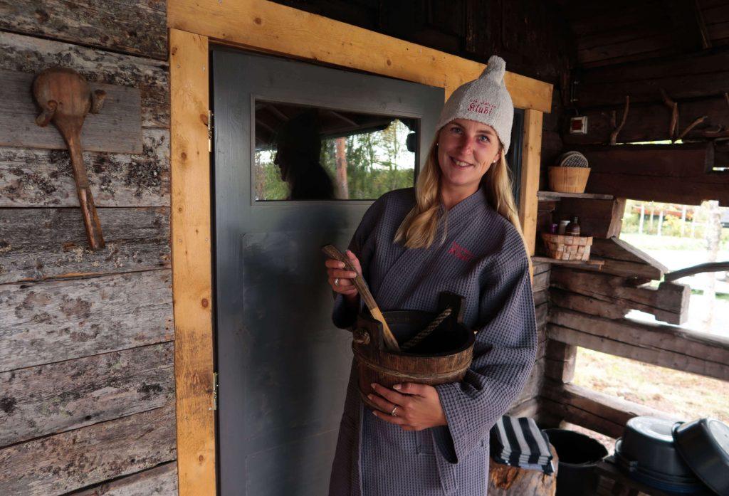 Finse sauna gezond
