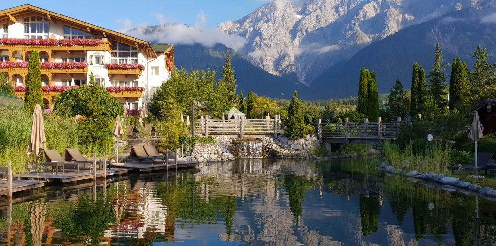 Ultiem relaxen in de bergen bij dit luxe wellness hotel in Oostenrijk