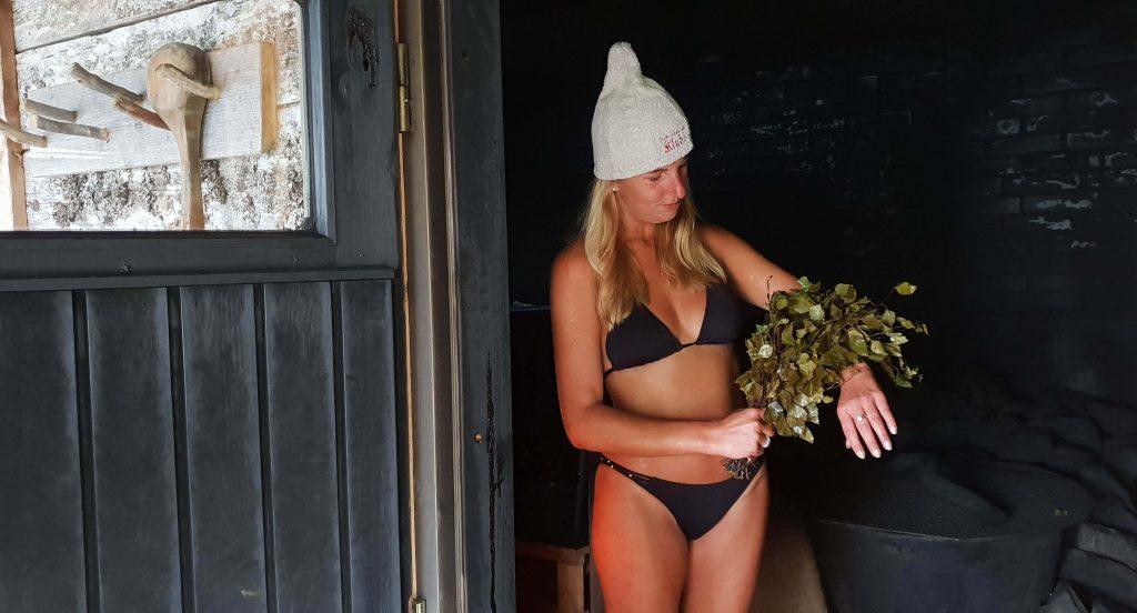 Finse sauna ritueel
