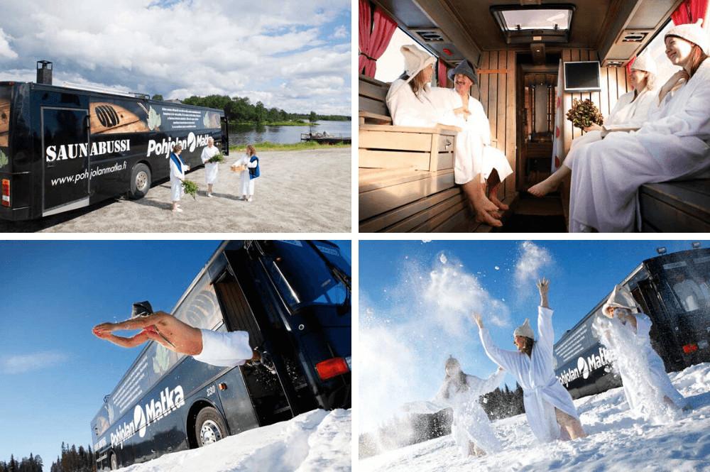 Sauna Bus Finland