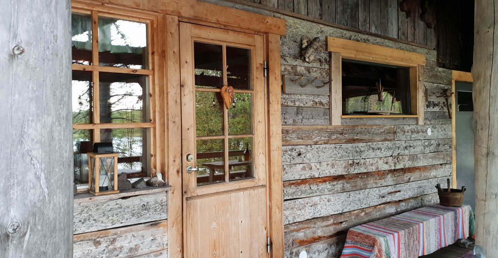 Oorsprong Finse sauna