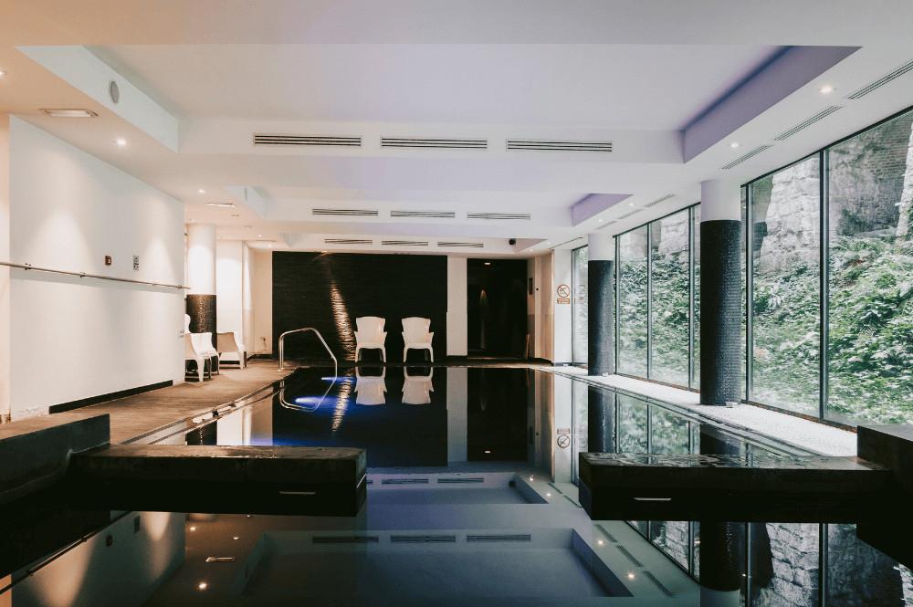 5 sterren hotel in Luik met zwembad