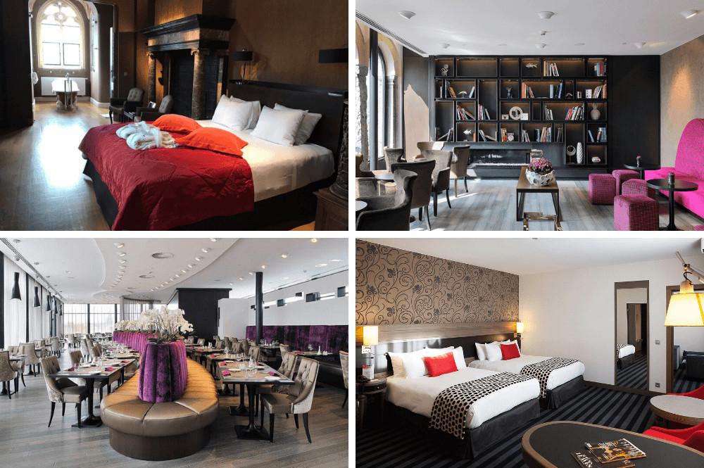 Overnacht in 5 sterren hotel Luik met zwembad