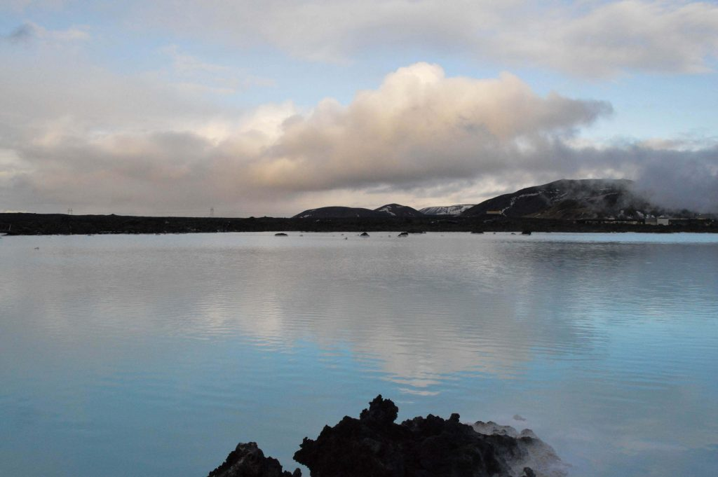 Blue Lagoon in Grindavik