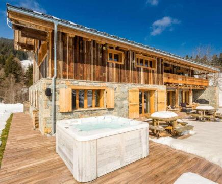 vakantiehuis met Jacuzzi en sauna