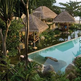 Kamalaya Koh Samui, wellness retreat in Thailand