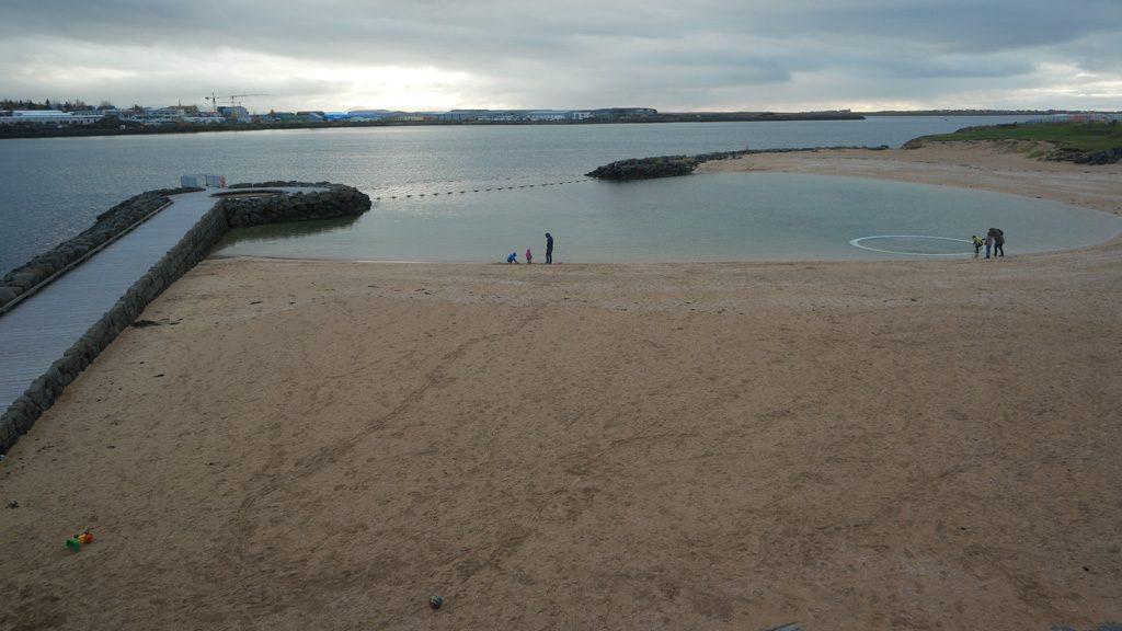 Nauthólsvík Beach