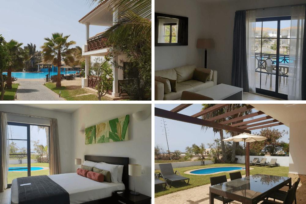 Kamer Meliá Tortuga Beach Resort & Spa