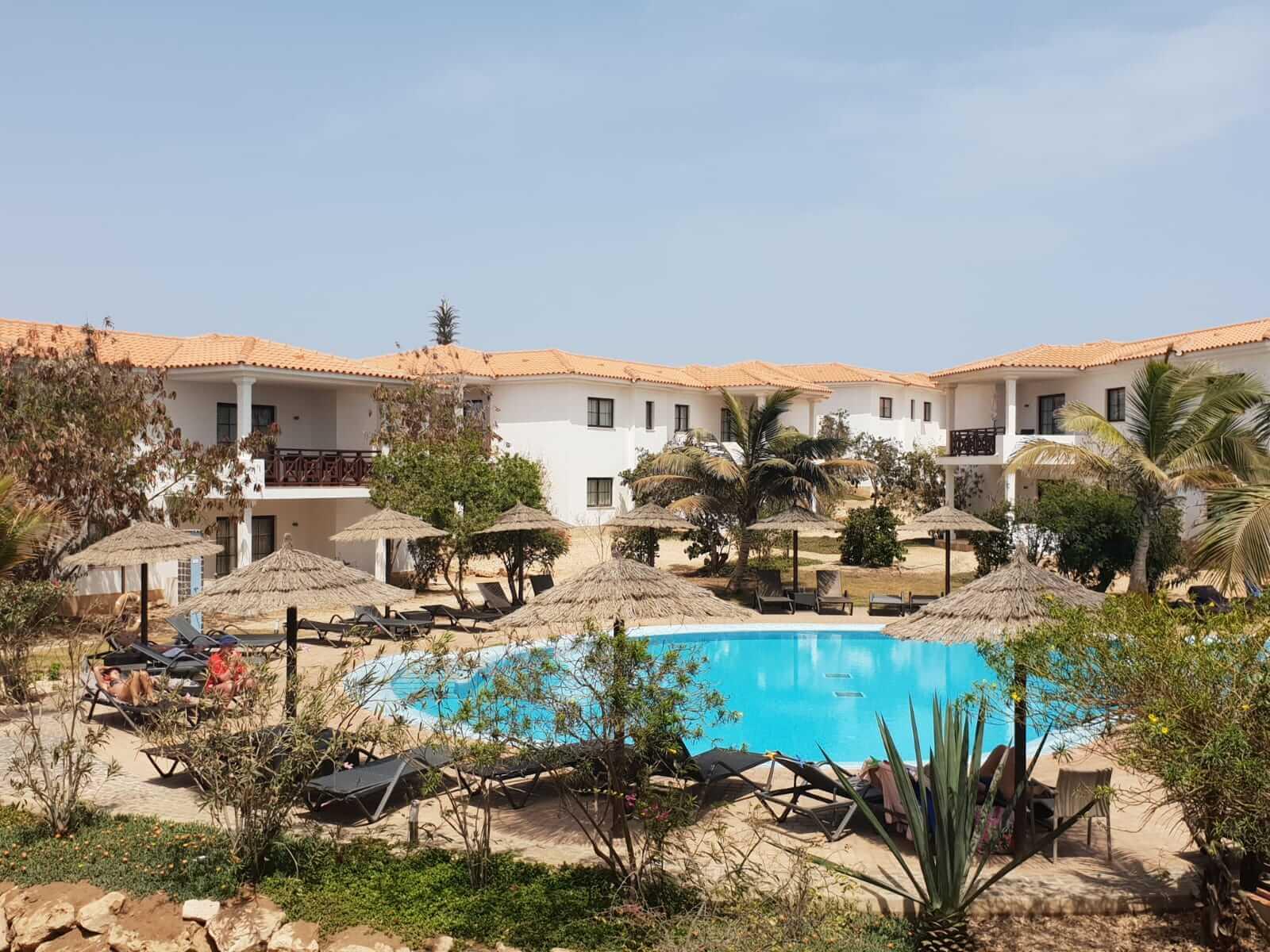 Review Resort Melia Tortuga Beach op Sal - Kaapverdië